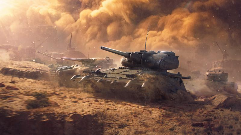 Обои для world of tanks c
